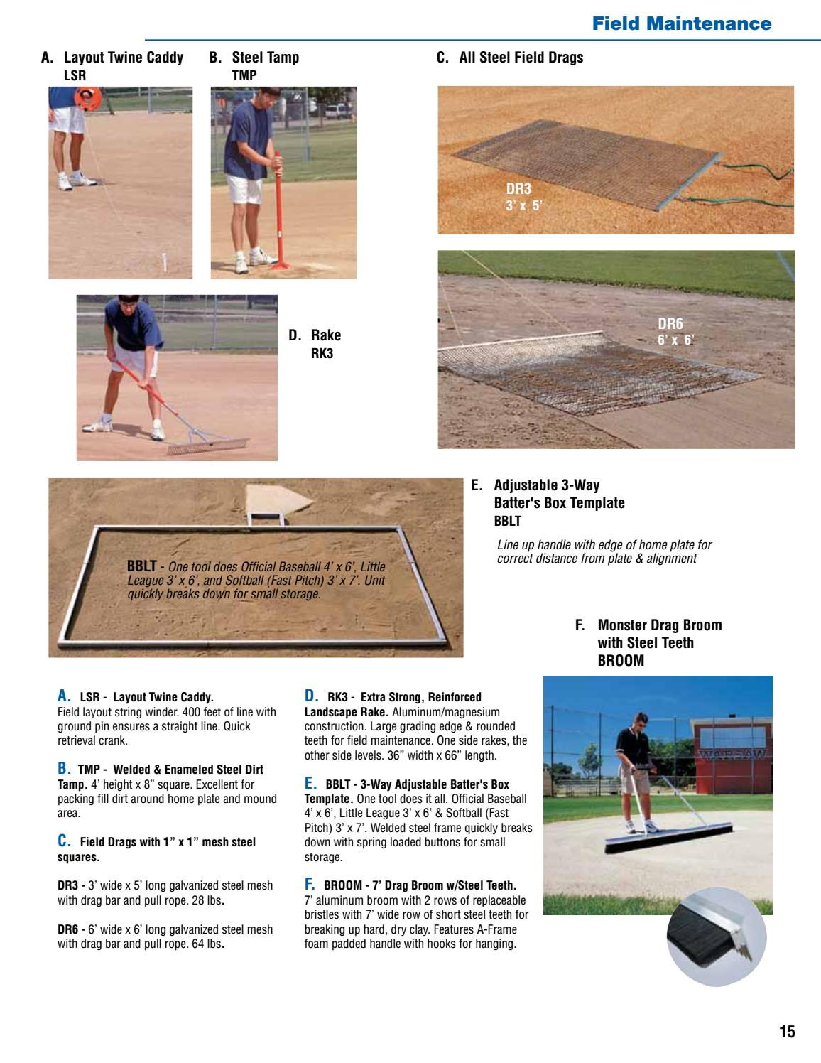 Athletic Specialties Catalog 2017 by LTS - Legacy Team Sales