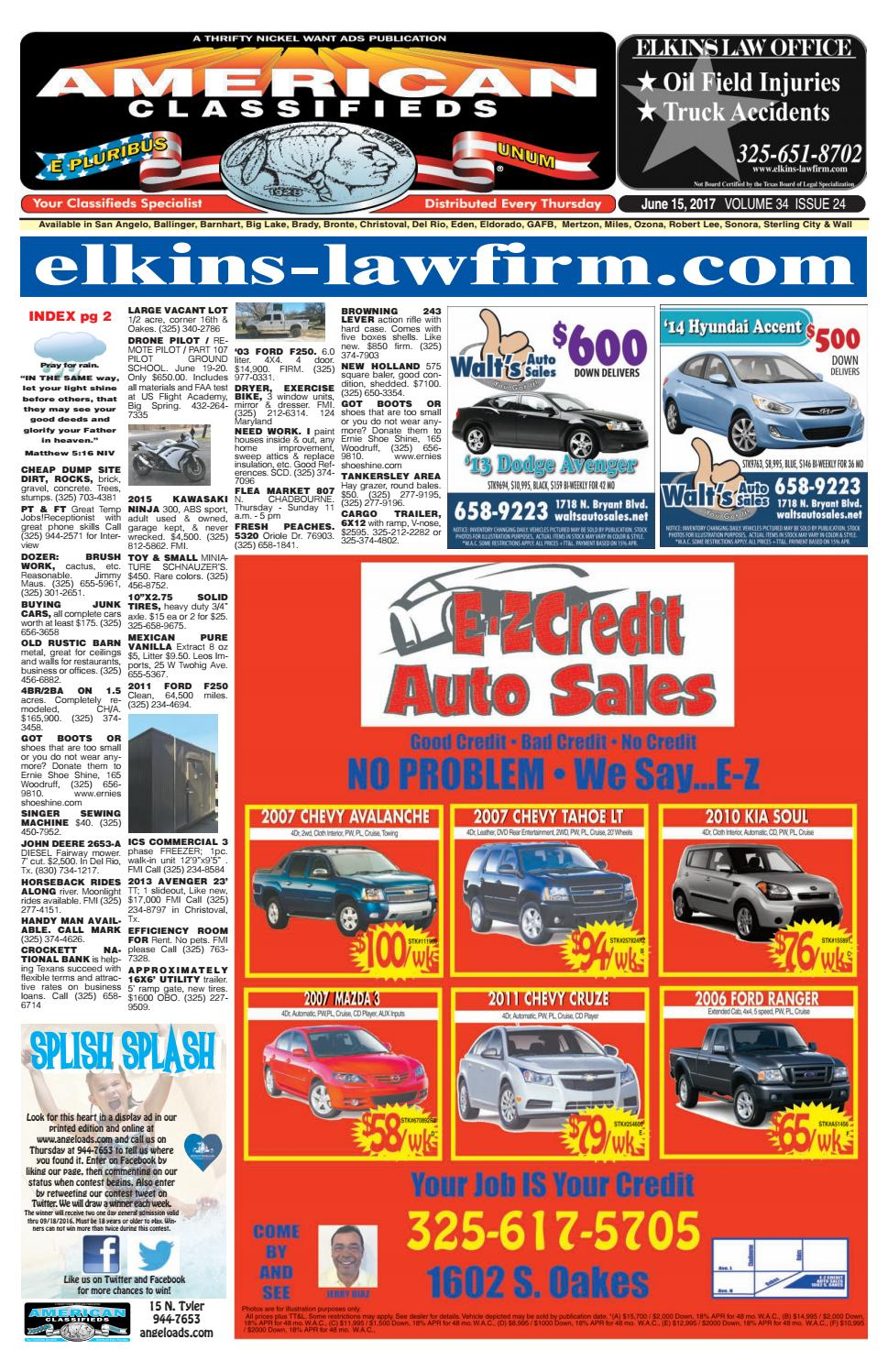 San angelo american classifieds 061517 by san angelo american san angelo american classifieds 061517 by san angelo american classifieds issuu fandeluxe Images