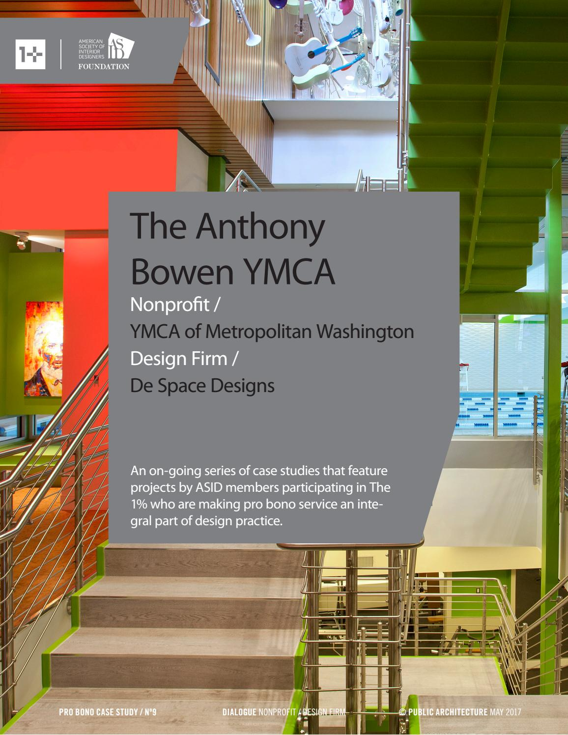 the anthony bowen ymca by public architecture issuu