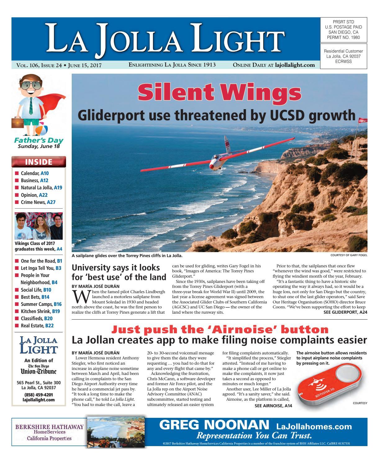La Jolla Light 06 15 17 By MainStreet Media
