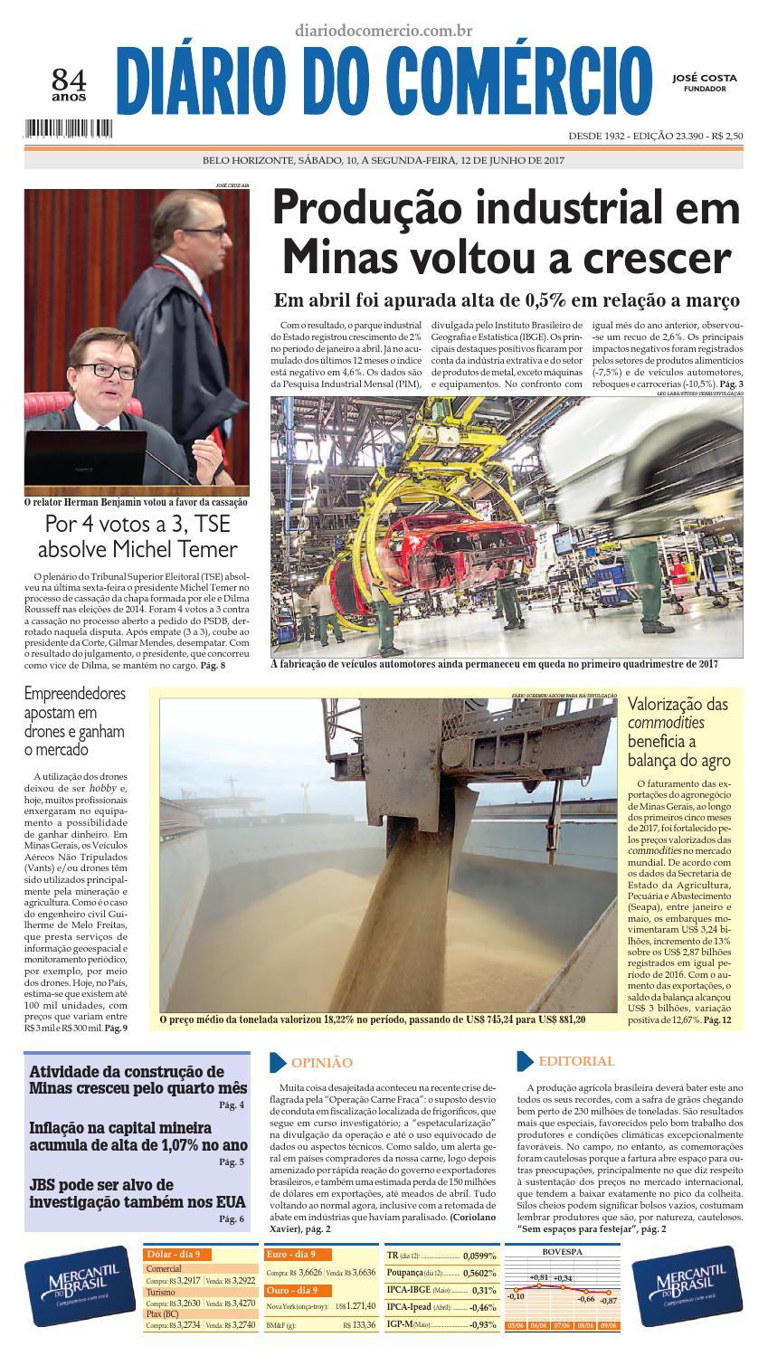 c3fc5c4f7e4a9 23390 by Diário do Comércio - Belo Horizonte - issuu