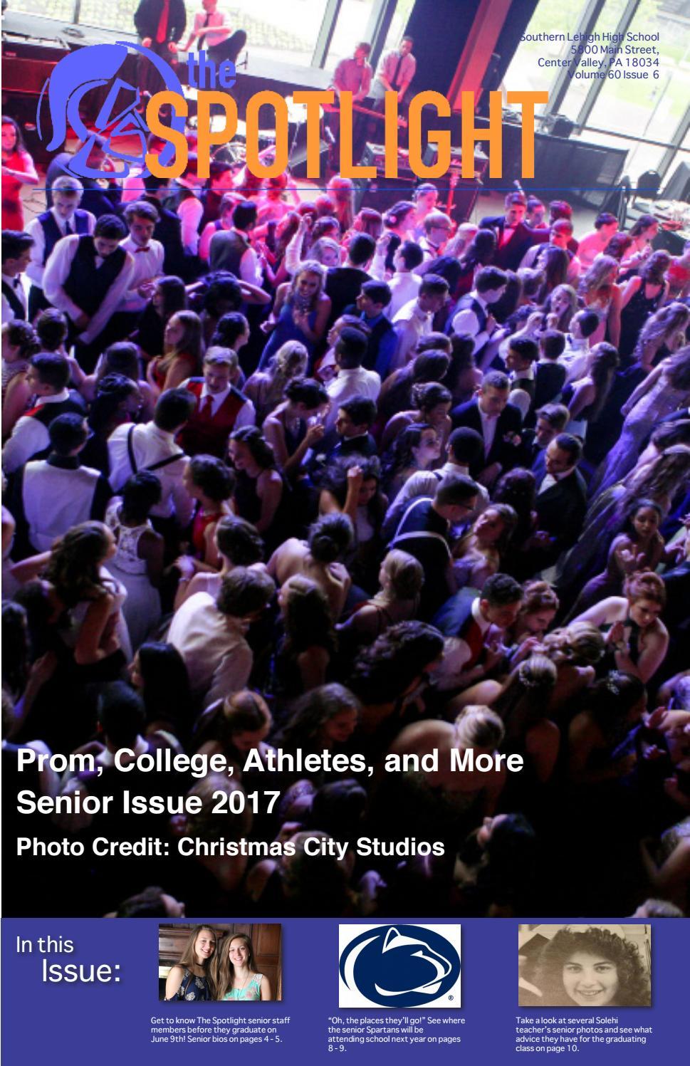 Christmas City Studios.Spotlight Senior Issue 2017 By Southern Lehigh Spotlight Issuu