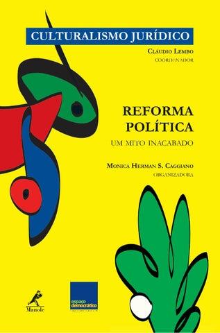 ee8f4bbea46 Reforma Política