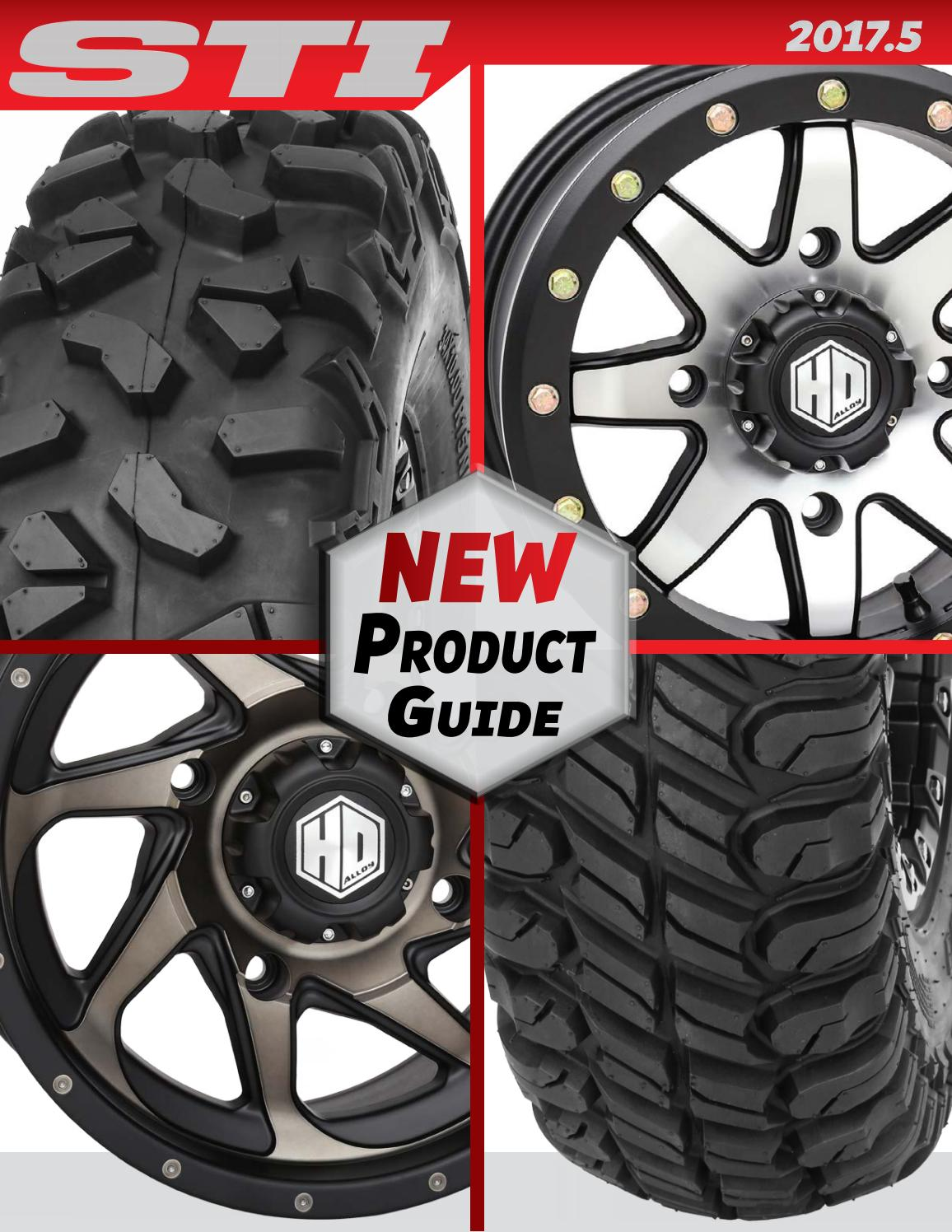 Sti 2017 5 New Product Guide By Sti Off Road Issuu