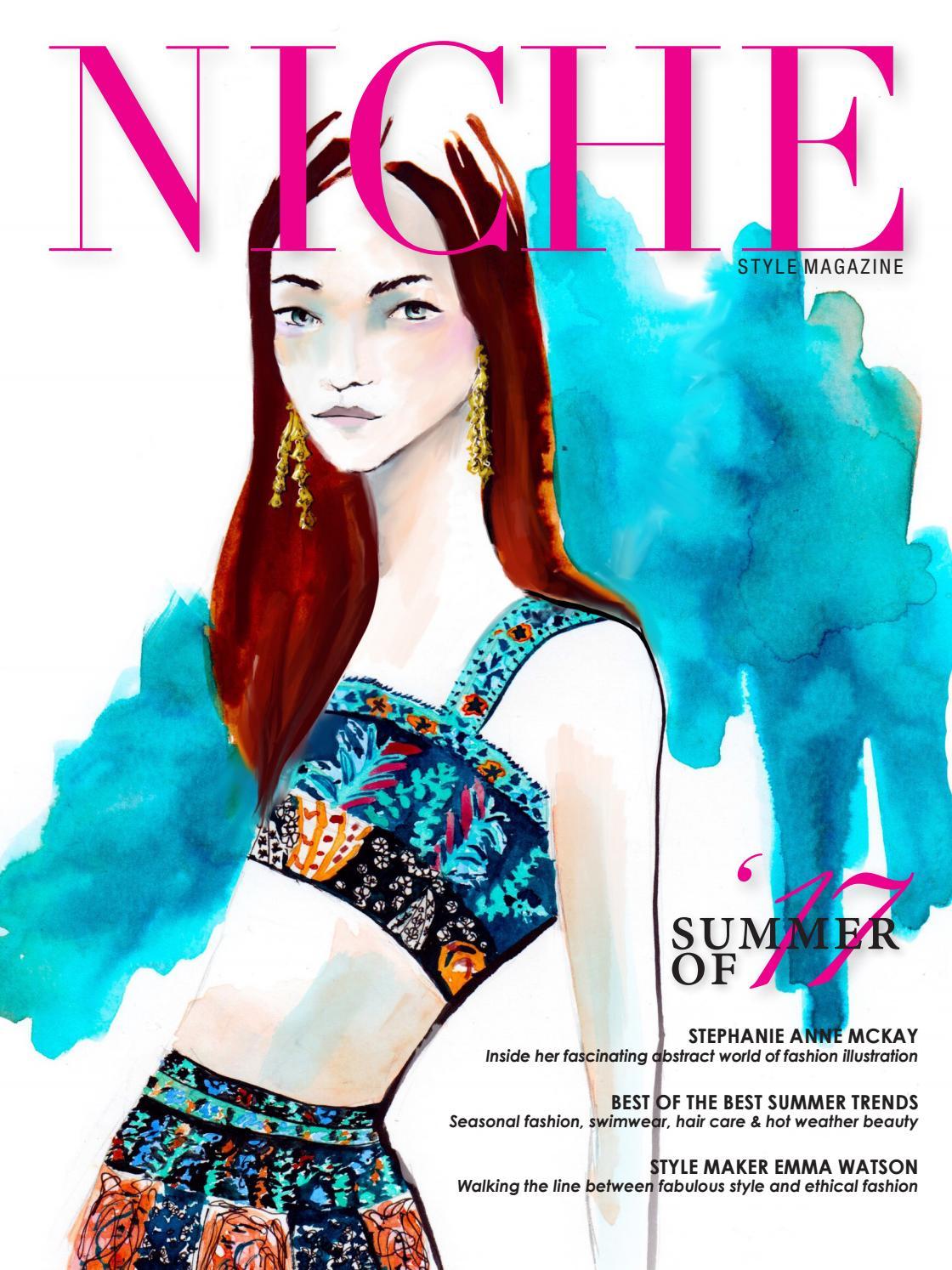 Niche Style Summer 2017 By NICHE Magazine