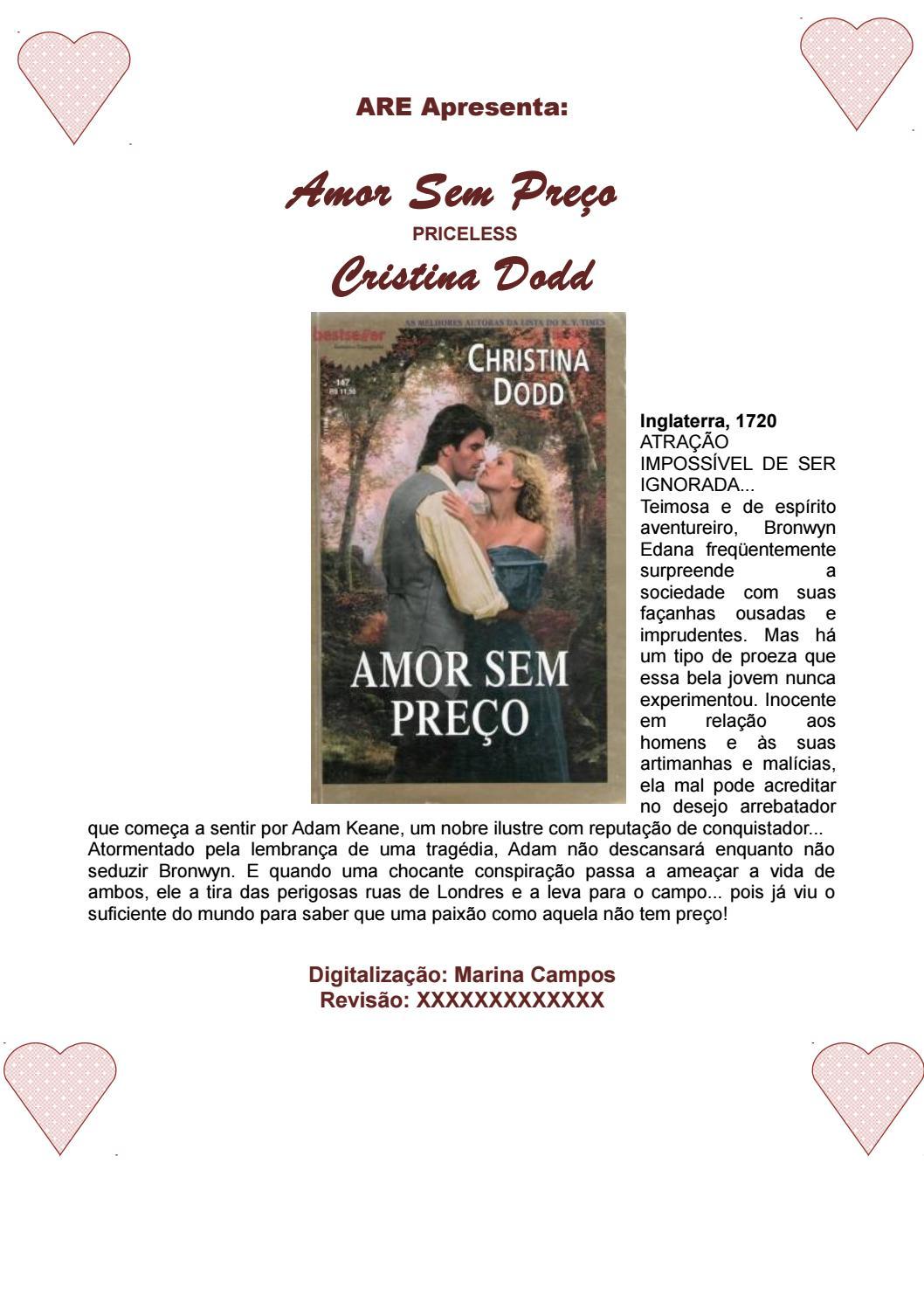 Cristinadodd amorsempreobestseller147 by Patrícia Martins Fonseca - issuu d57c12f4b63