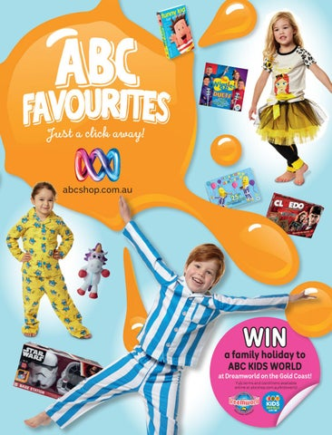 ABC FAVOURITES Just A Click Away