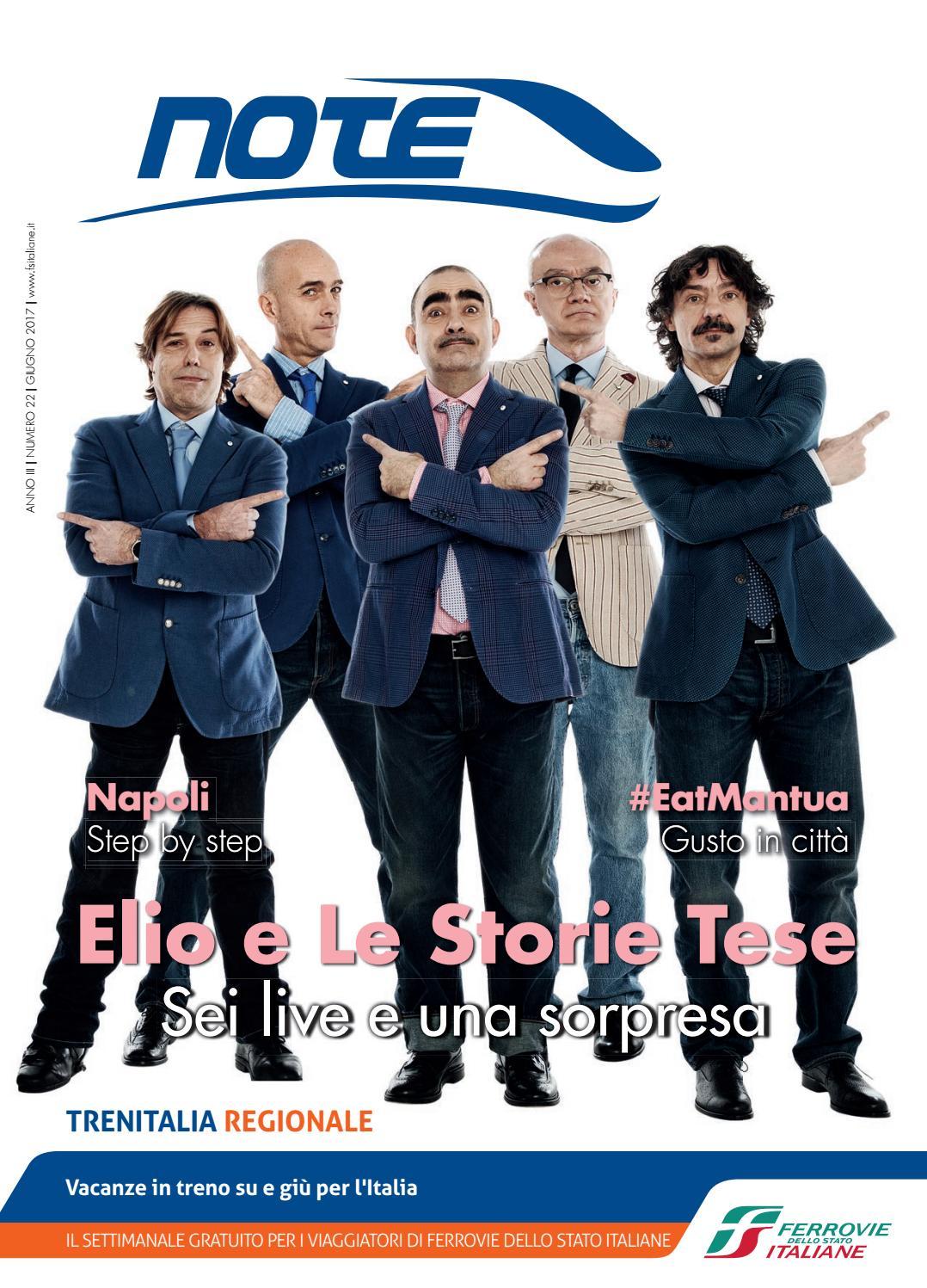 Note giugno 2017 numero 22 by Edizioni La Freccia e In