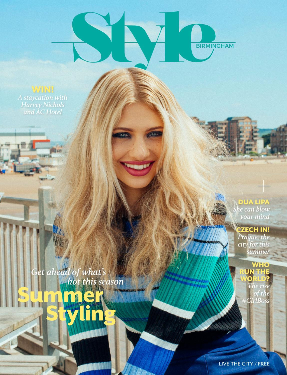 6a7bbf60d3d Style Birmingham Issue 54 by RileyRaven - issuu