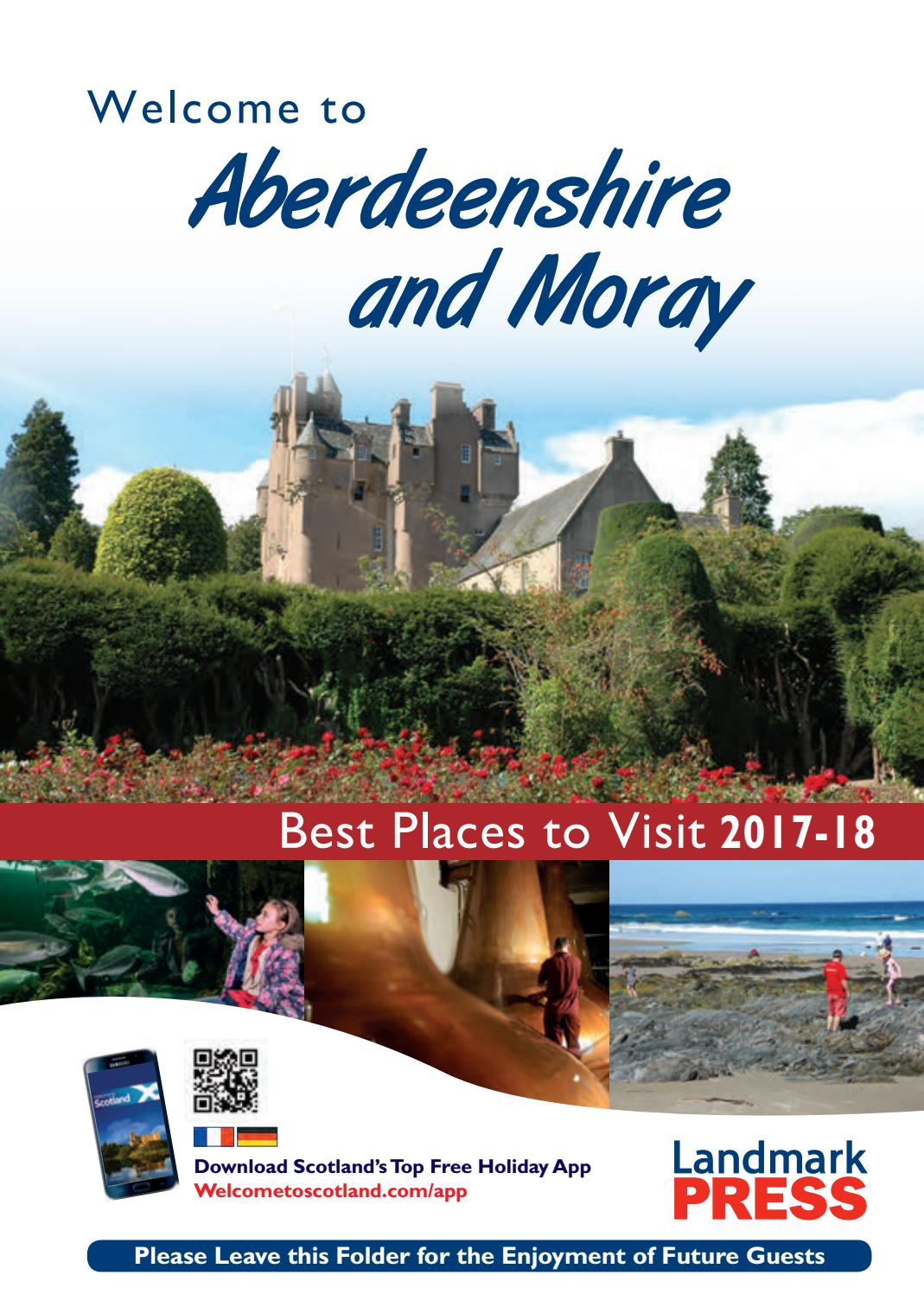 Welcome to Aberdeen and Moray 2017-18 by Landmark Press - issuu