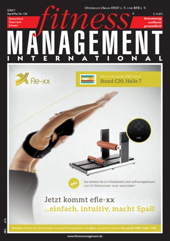 fitness MANAGEMENT international 0217 by fitness MANAGEMENT
