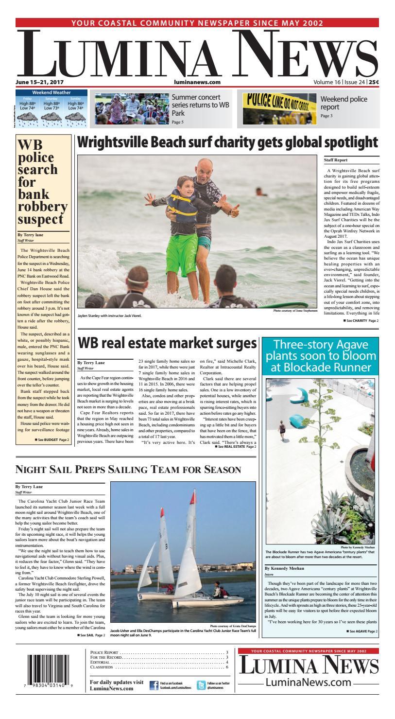 Lumina News June 15, 2017 by Lumina News - issuu