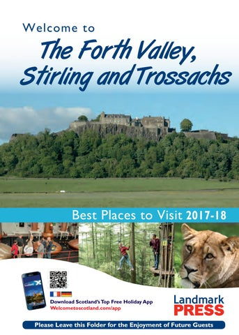 Welcome To The Forth Valley Stirling And Trossachs 2017 18