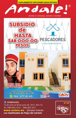 9084f0080d6 Revista Ándale! #307 by Andale Revista - issuu