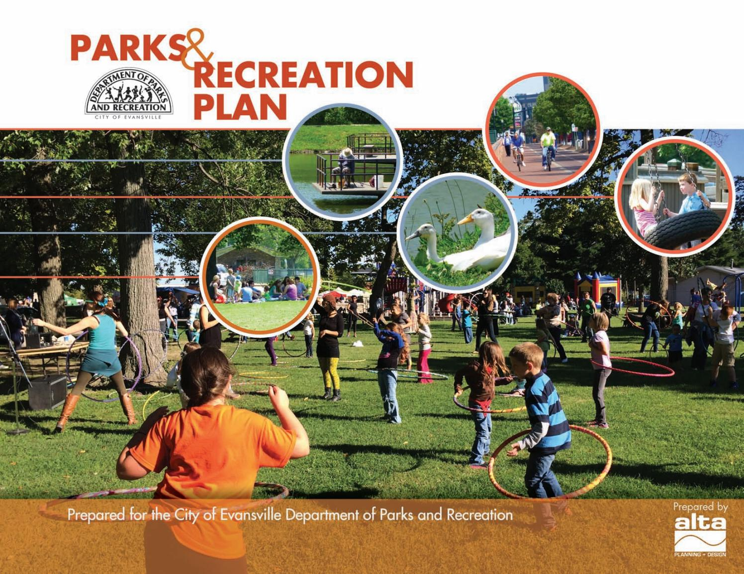 Evansville Parks and Recreation Plan by Alta Planning +