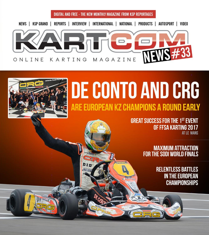 KART News 33 english version by KART News issuu