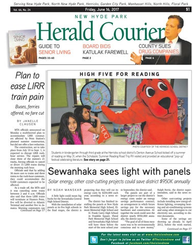 Herald courier 06 16 17 by The Island Now - issuu