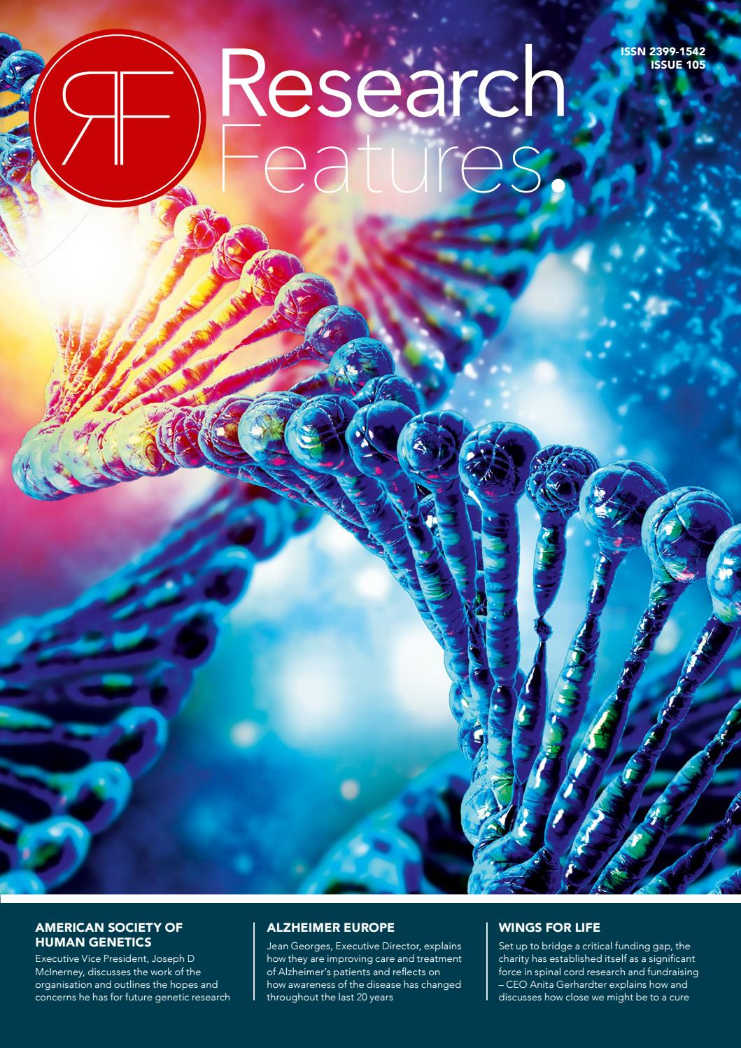 Research Features Issue  By Research Publishing International Ltd Issuu