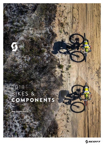 2018 BIKES & COMPONENTS NO SHORTCUTS