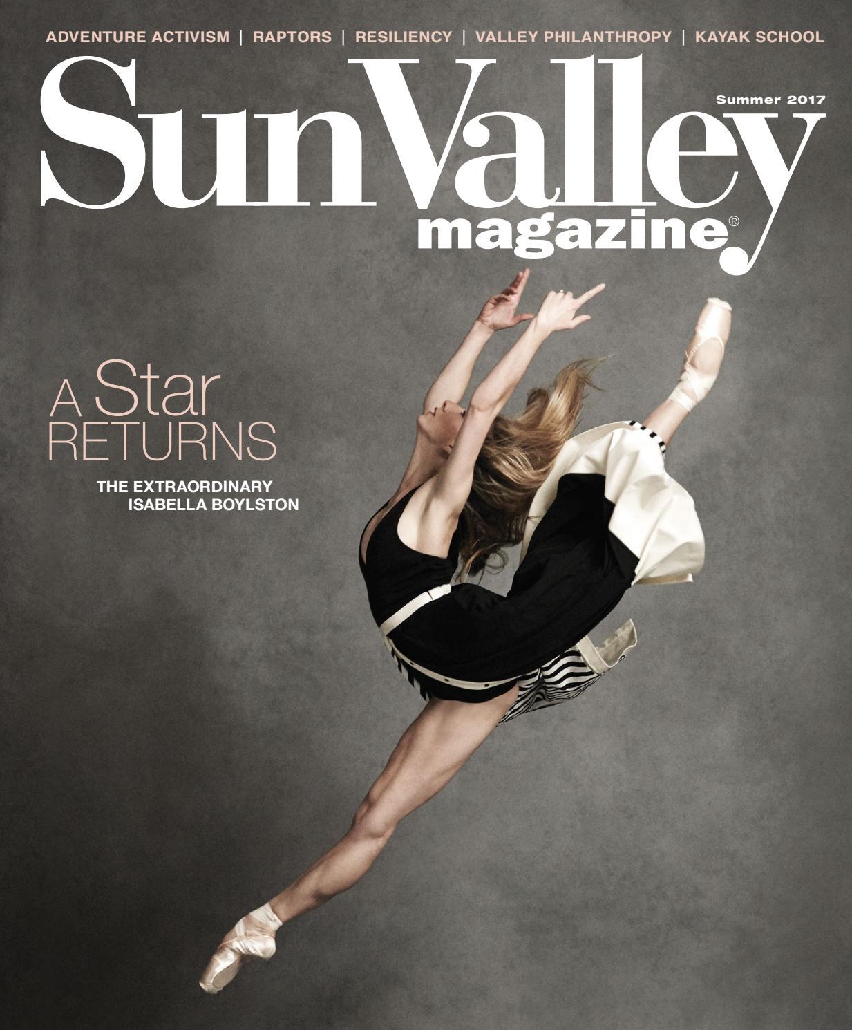 Sun Valley Magazine   Summer 2017 by Sun Valley Magazine - issuu