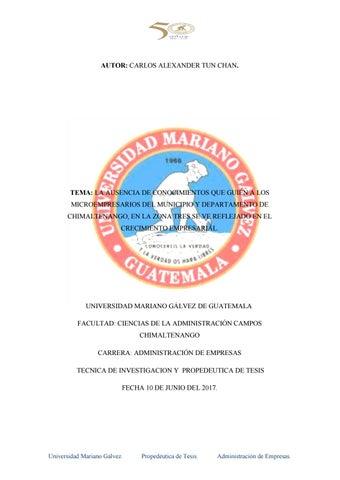 temas de tesis de administracion de empresas