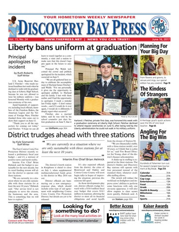 c2331bd2f8 Discovery Bay Press 06.16.17 by Brentwood Press   Publishing - issuu