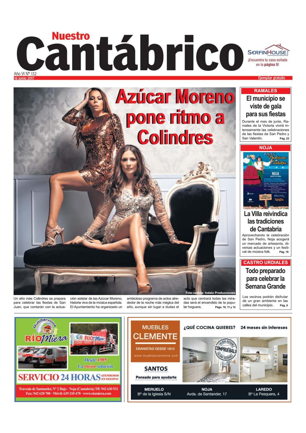 P Ginas Del As N_ Agosto By P Ginas Del As N Issuu # Muebles Clemente Noja