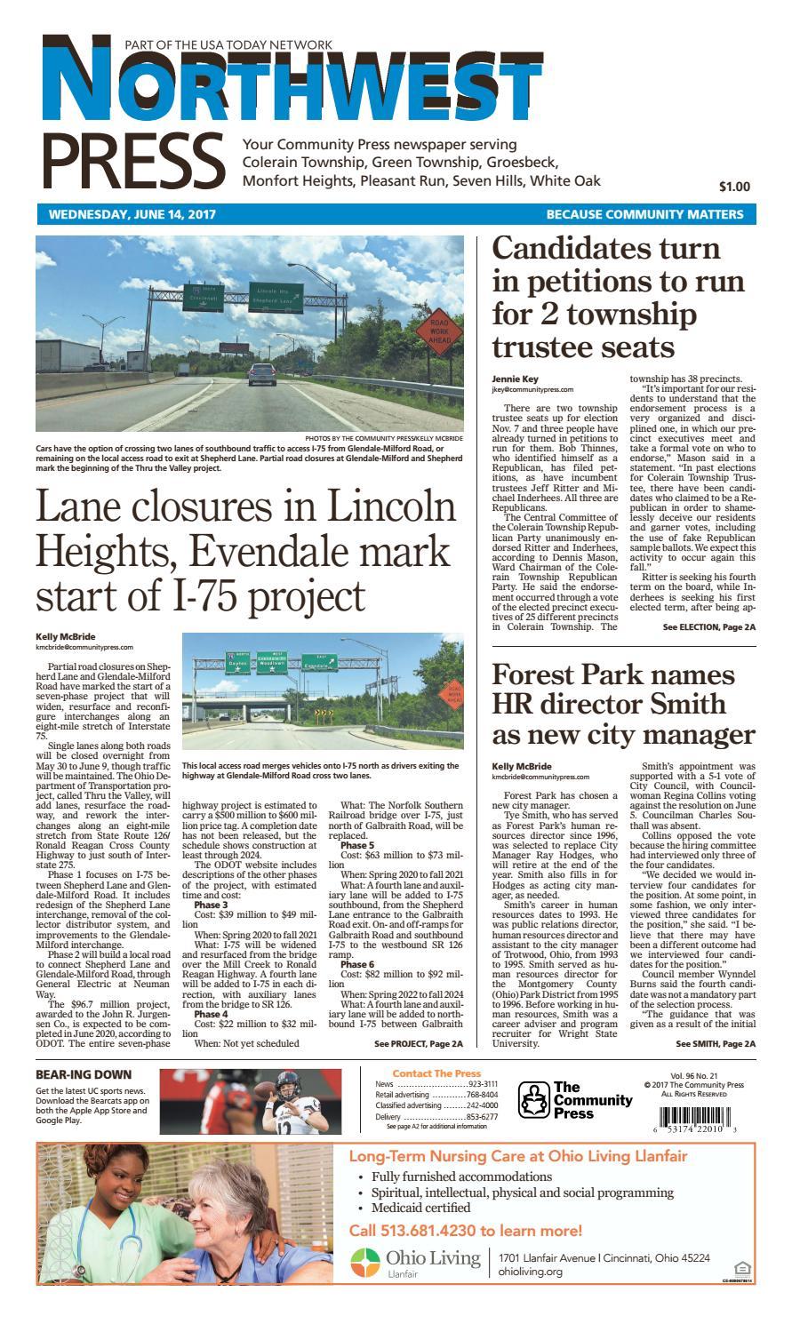 Northwest press 061417 by Enquirer Media - issuu