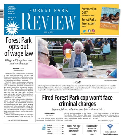 d772b9712ff ForestParkReview 061417 by Wednesday Journal - issuu