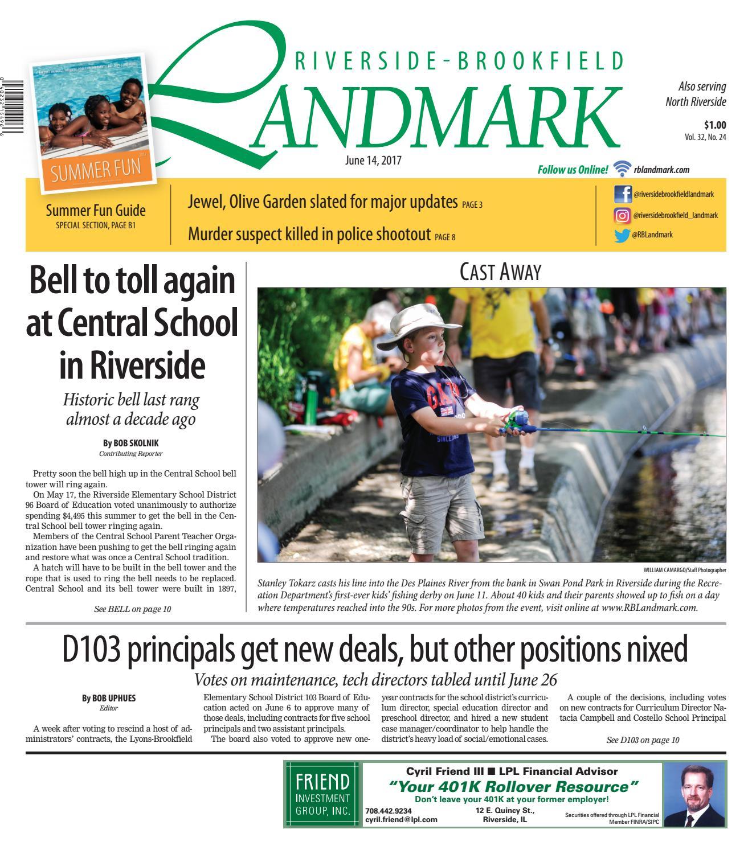 Landmark 061417 By Wednesday Journal Issuu