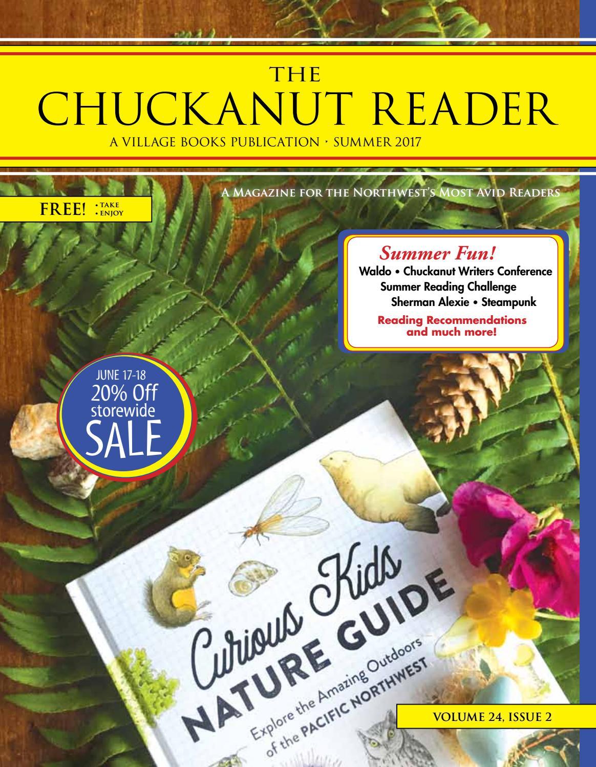 Chuckanut Reader Summer 2017 By Village Books Paper Dreams Issuu Voucher Mcd Rp 100000