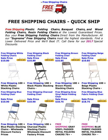 Page 1. U003e Free Shipping Chairs