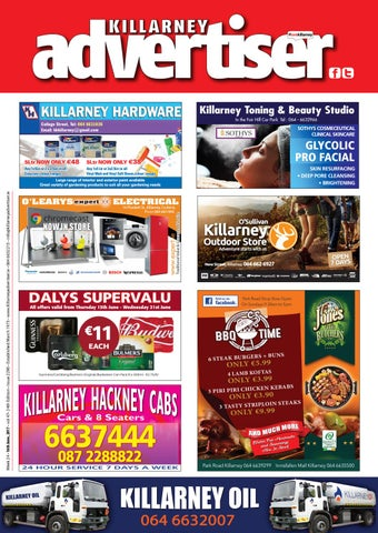 Killarney advertiser 16th June, ...