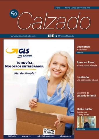 3281d15f Revista del Calzado, número 210 by Mundipress, s.l. - issuu
