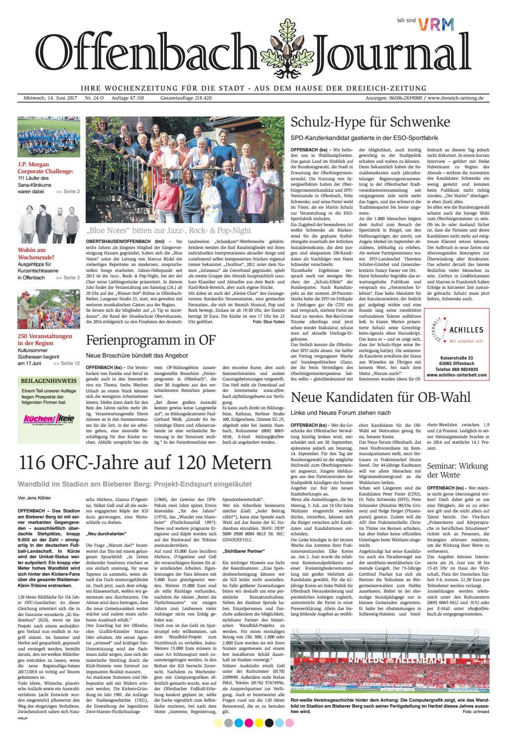 Oj 024 by Dreieich-Zeitung/Offenbach-Journal - issuu