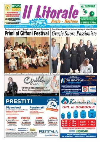 Nims Materassi Opinioni.Il Litorale Anno Xvii N 12 16 30 Giugno 2017 By Il Pontino
