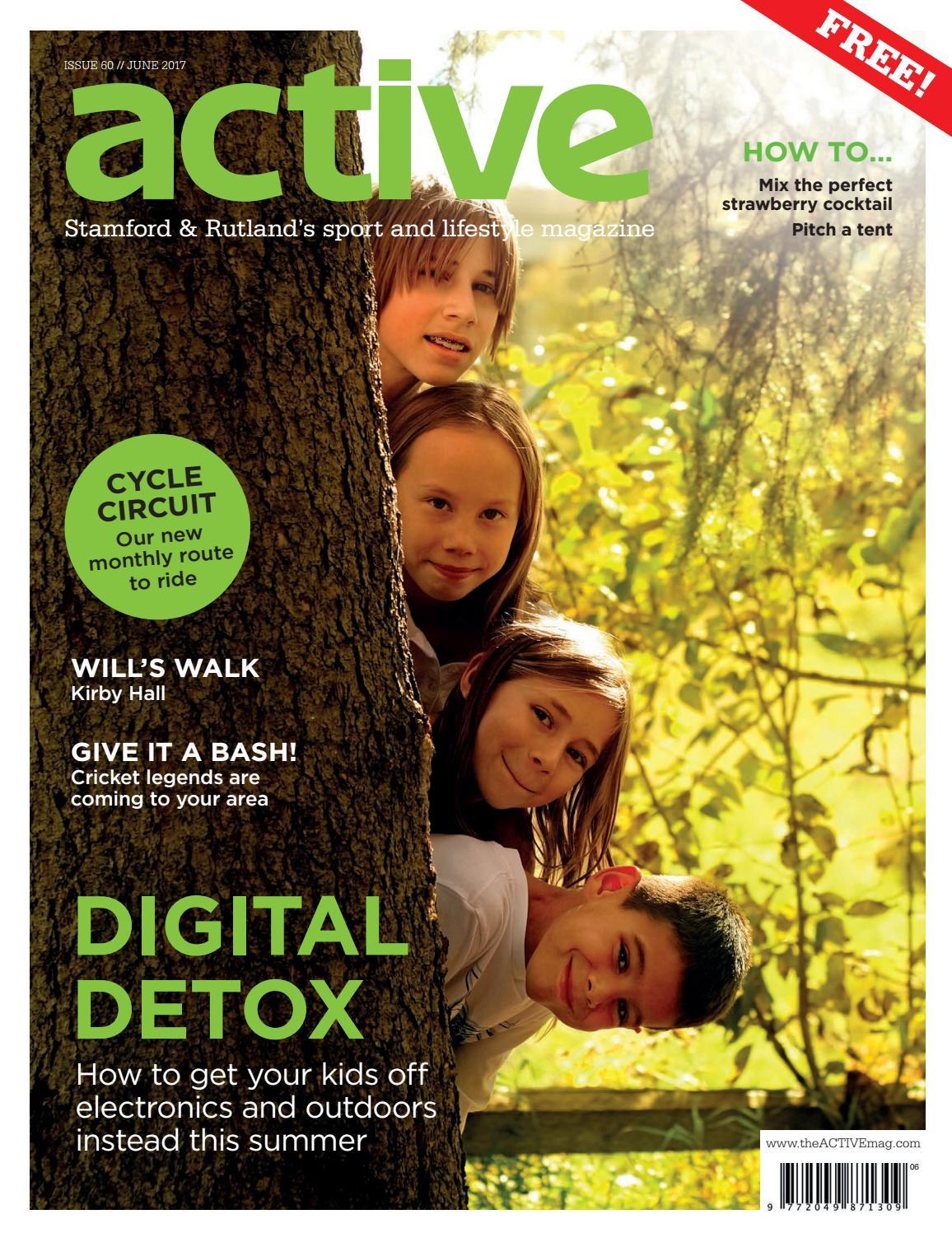 Active Magazine // Stamford u0026 Rutland // June 2017 by Active Magazine - issuu  sc 1 st  Issuu & Active Magazine // Stamford u0026 Rutland // June 2017 by Active ...