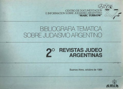 f5cc93164ff2 Revistas judeoargentinas by Gabriel Scherman - issuu