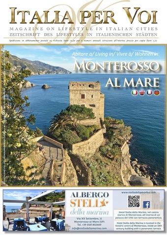 By Nr30 Voi Issuu Italia Per Monterosso Al Mare rdsCxthBQ