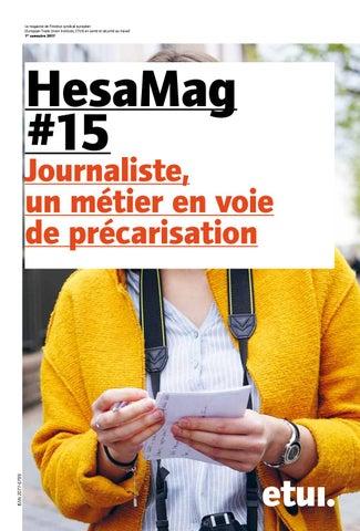Vignette document Journaliste, un métier en voie de précarisation (dossier)