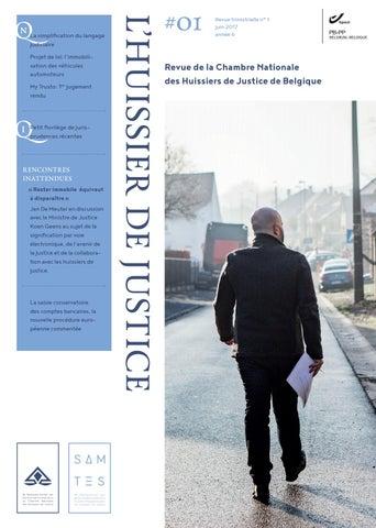 LHuissier De Justice Anne   N  Juin  By SamTes  Issuu