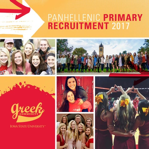 77a812a06c7 2017 Panhellenic Sorority Primary Recruitment Guide by Iowa State ...