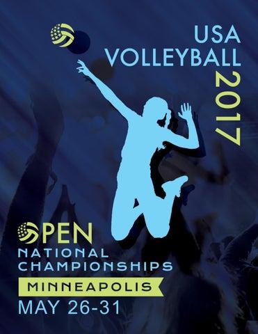 97ddaea2b 2017 USAV Open National Championships Program by Barbara Grice - issuu