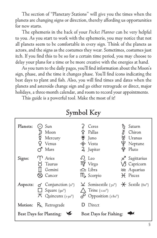 Llewellyn's 2018 Astrological Pocket Planner by Llewellyn Worldwide