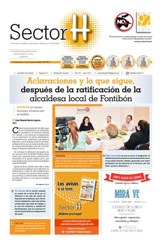 Periodico sector h edicion 92 junio 2017 by cesar barrios - issuu