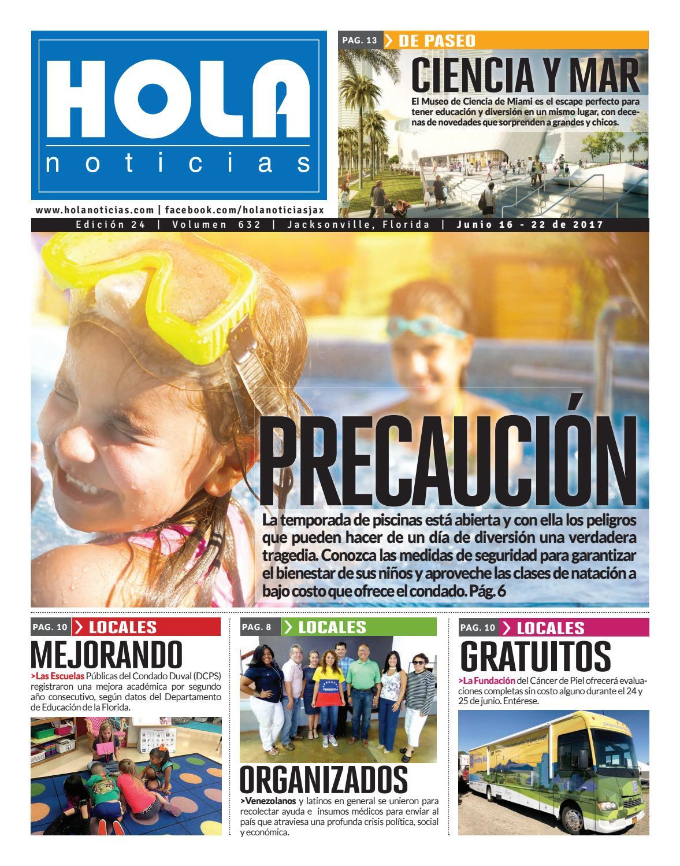 Precaución by Hola News - issuu
