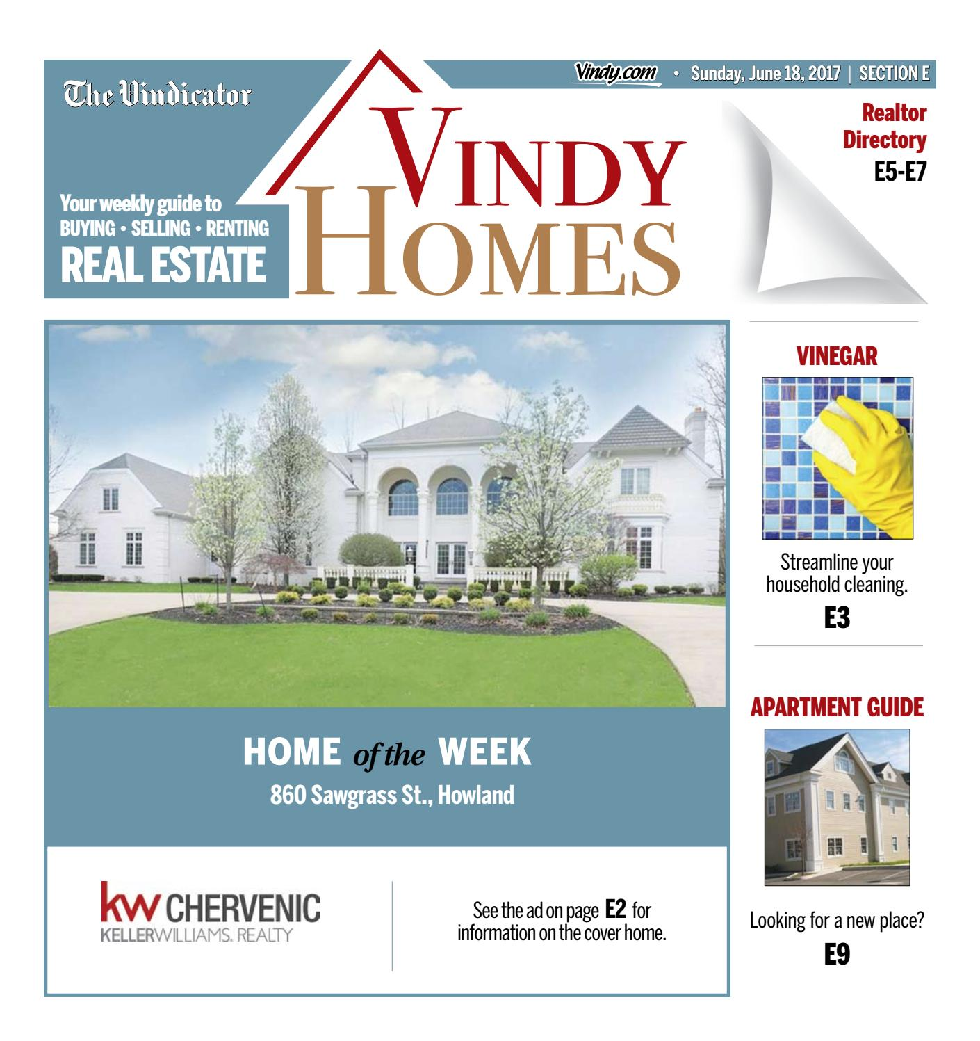 Vindy Homes June 18, 2017 by The Vindicator - issuu
