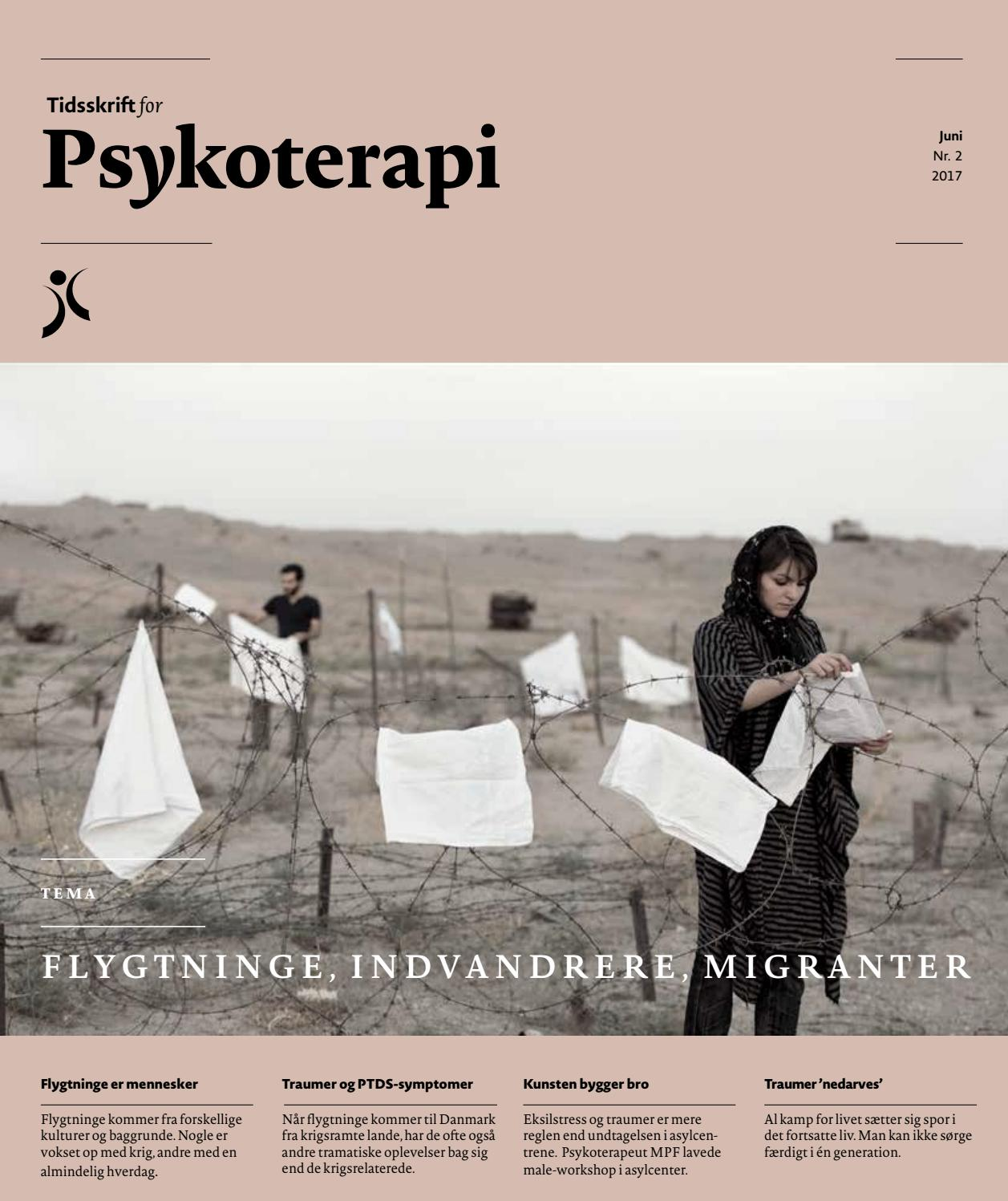 65418060 Tidsskrift for Psykoterapi 2017 2 by Susanne van Deurs - issuu