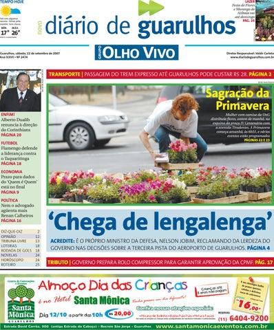 bceeaac6d6 Diário Oficial de Guarulhos 22 11 2013 by Fernando Seabra - issuu