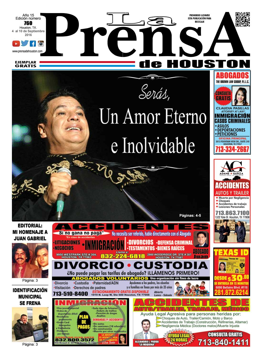 Edicion760 by La Prensa de Houston - issuu